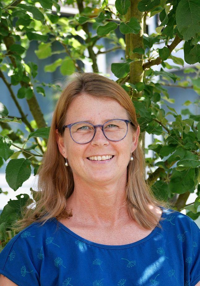 Frau Schwingel