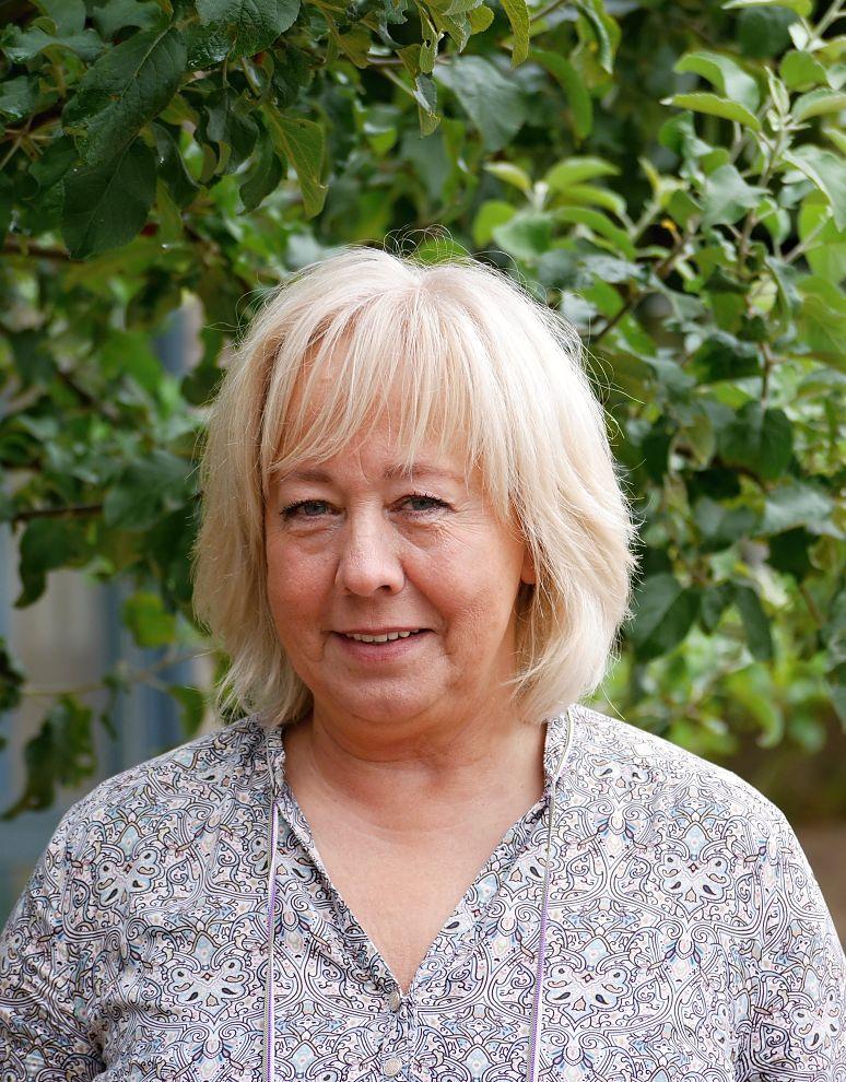 Frau Wallmeier